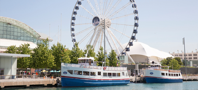 Shoreline Sightseeing Classic Lake Tours