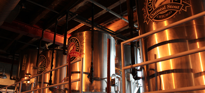 Goose Island Brewhouse
