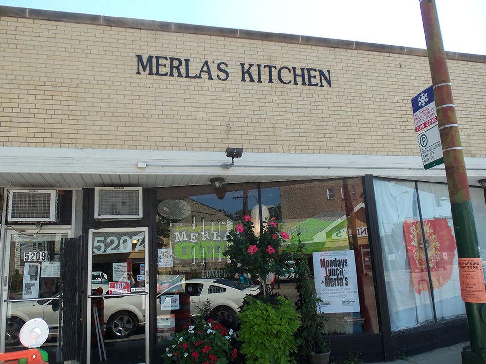 Merla's Kitchen
