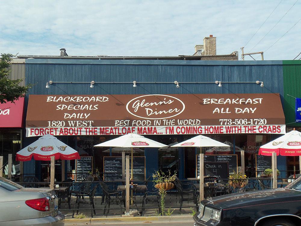 Glenn's Diner