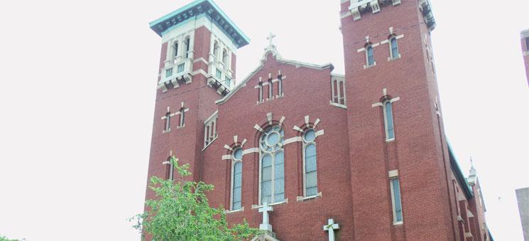 Saint Jerome Catholic Church