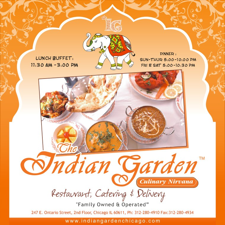 The Indian Garden Restaurant