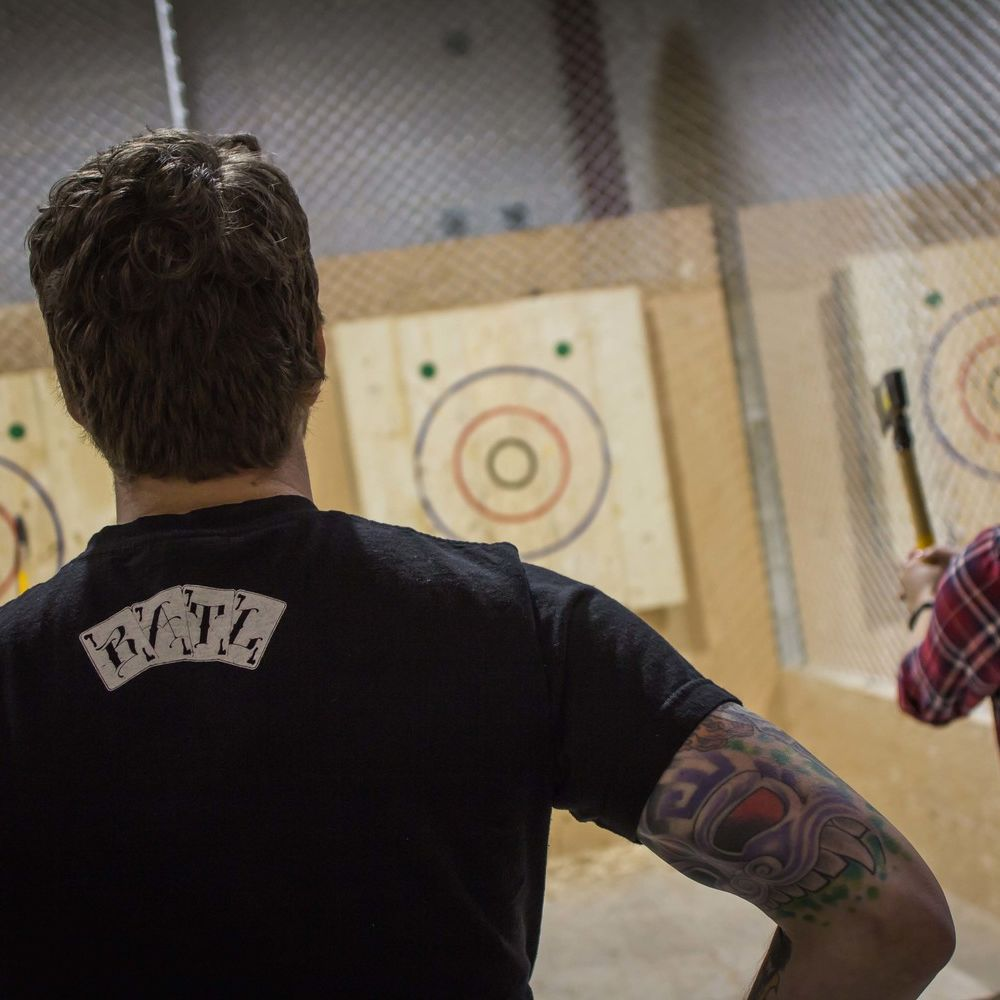 BATL | Backyard Axe Throwing League