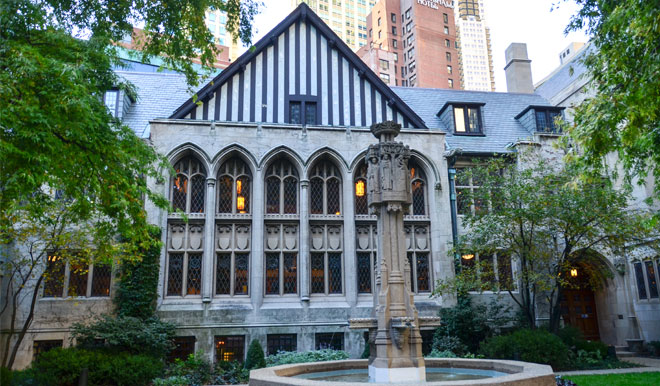 Fourth Presbyterian Church of Chicago, The