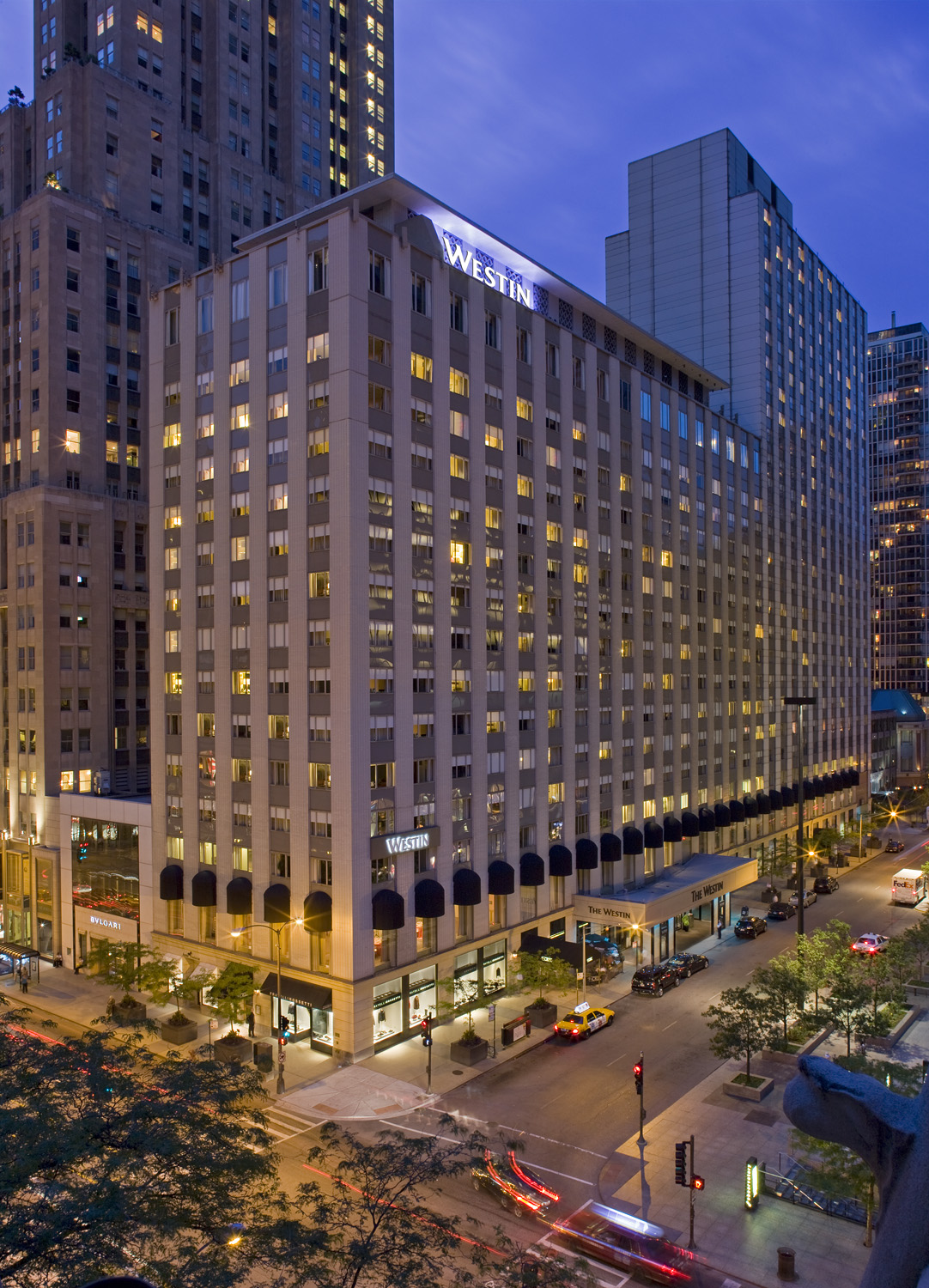 Westin Michigan Avenue Chicago