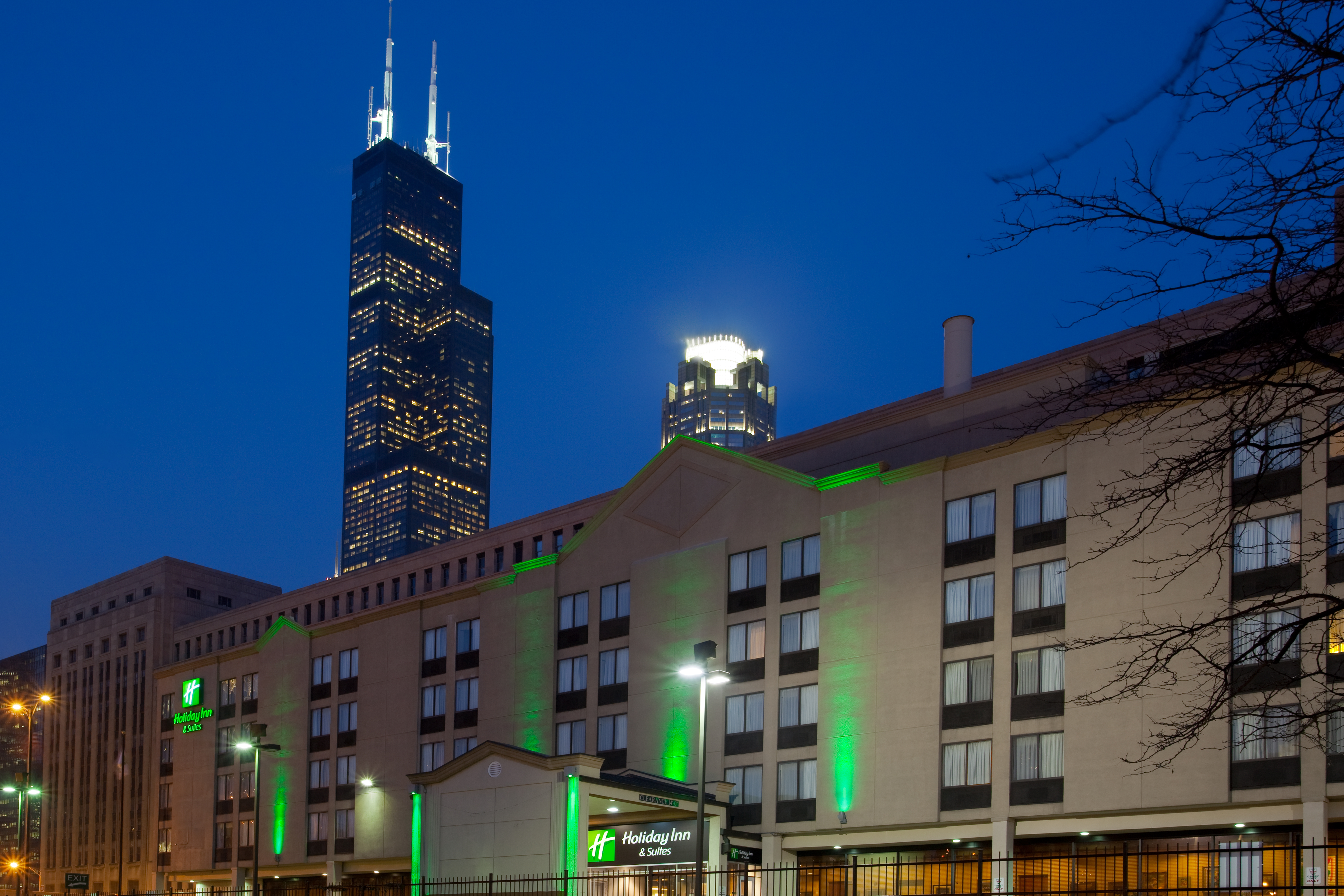 Holiday Inn Hotel & Suites Chicago Downtown