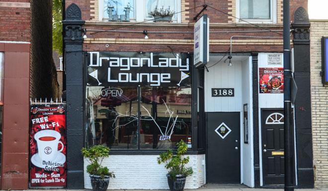 Dragon Lady Lounge