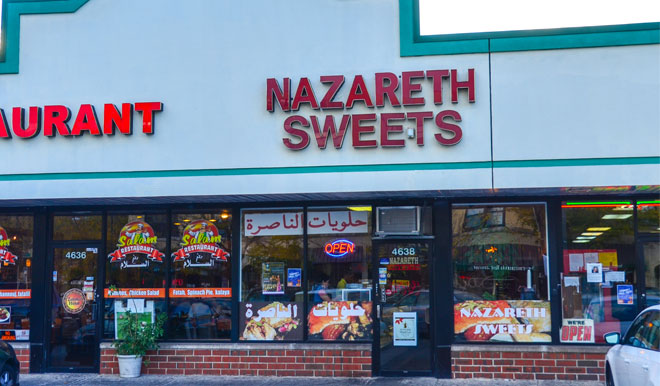 Nazareth Sweets
