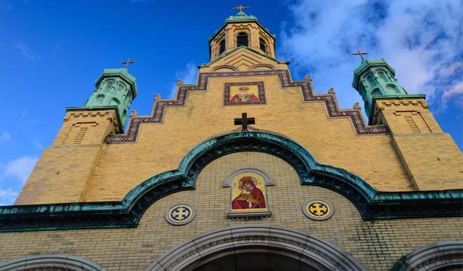 Saint Nicholas Ukrainian Catholic Cathedral