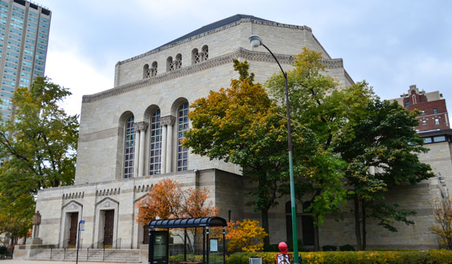Temple Sholom of Chicago