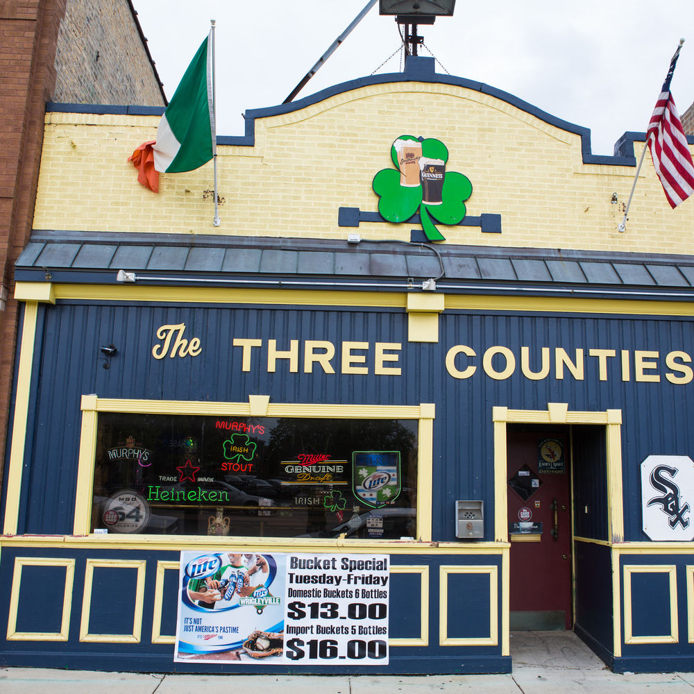 The Three Counties Irish Pub