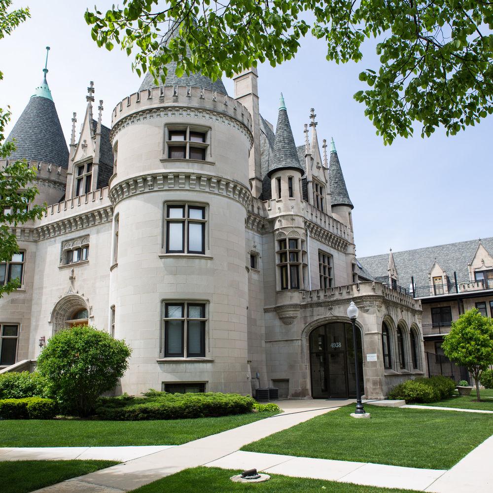 John A McGill House