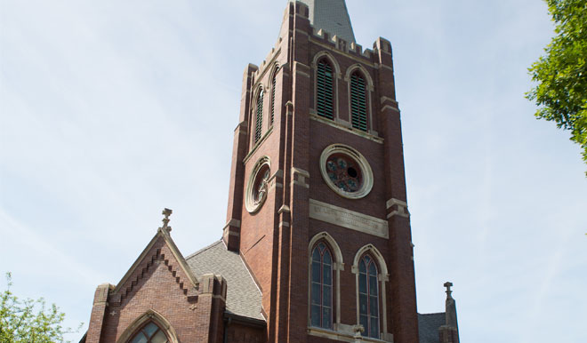 First Lutheran Church of the Trinity