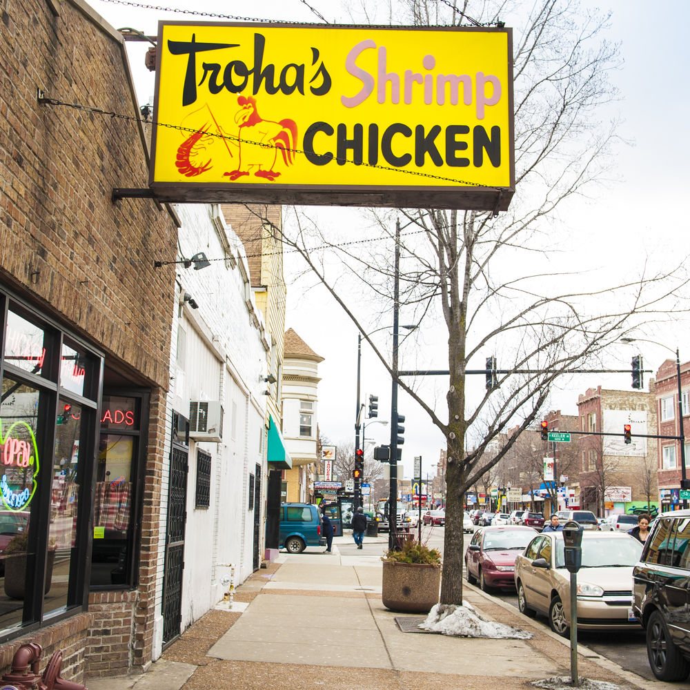 Troha's Chicken & Shrimp House