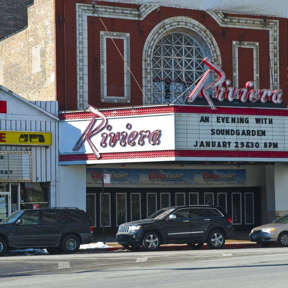 The Riveria Theater