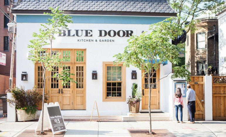 Blue Door Kitchen & Garden
