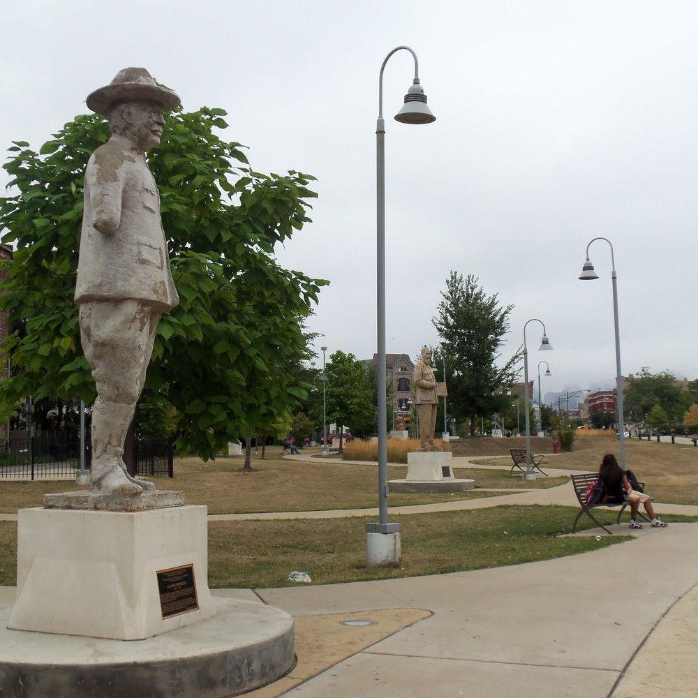 Benito Juarez Park