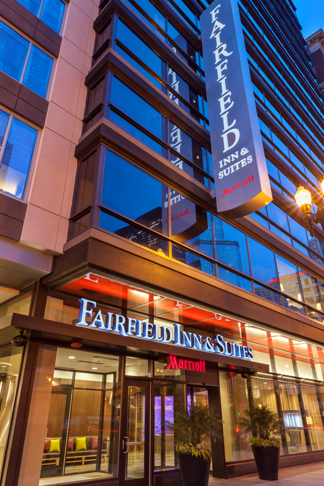 Fairfield Inn & Suites Chicago Downtown River North