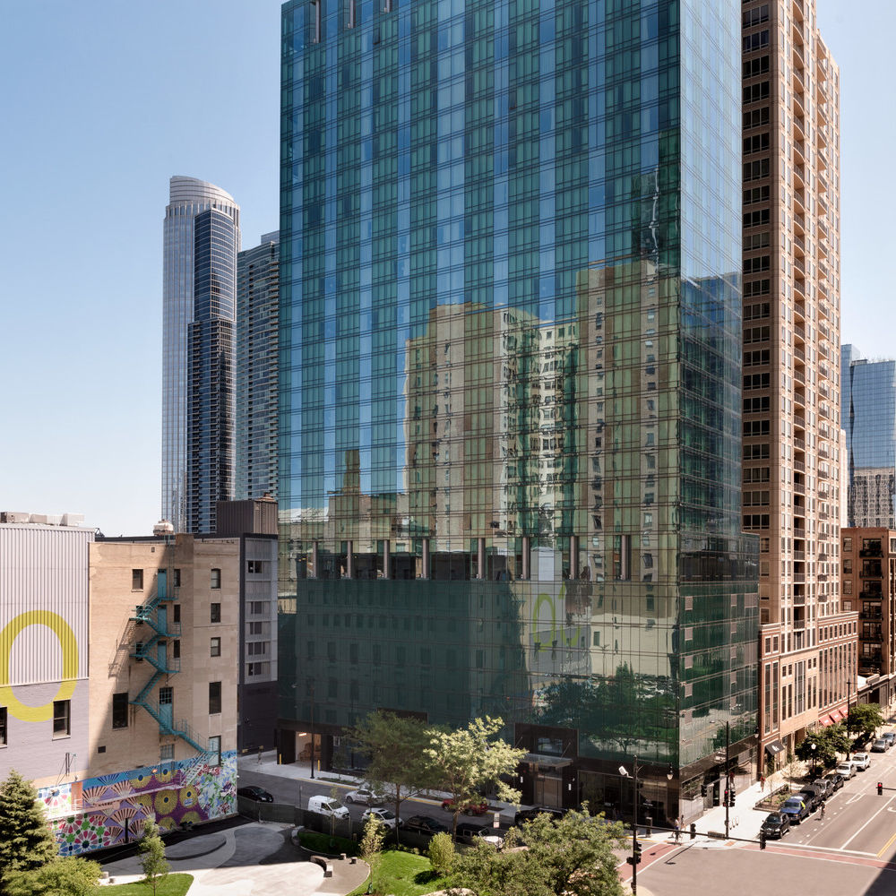 Homewood Suites Chicago Downtown South Loop