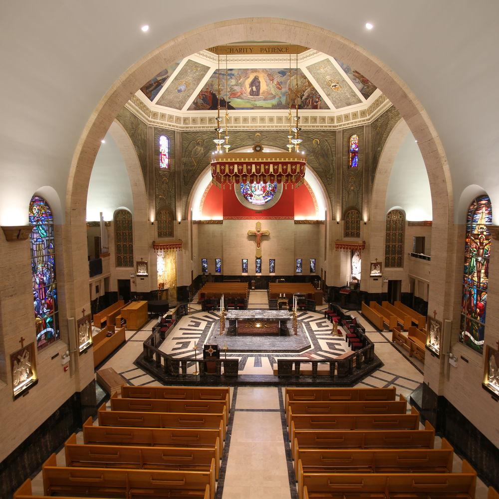 The National Shrine of Saint Frances Xavier Cabrini