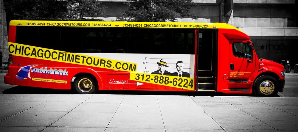 Chicago Crime Tours and Experiences