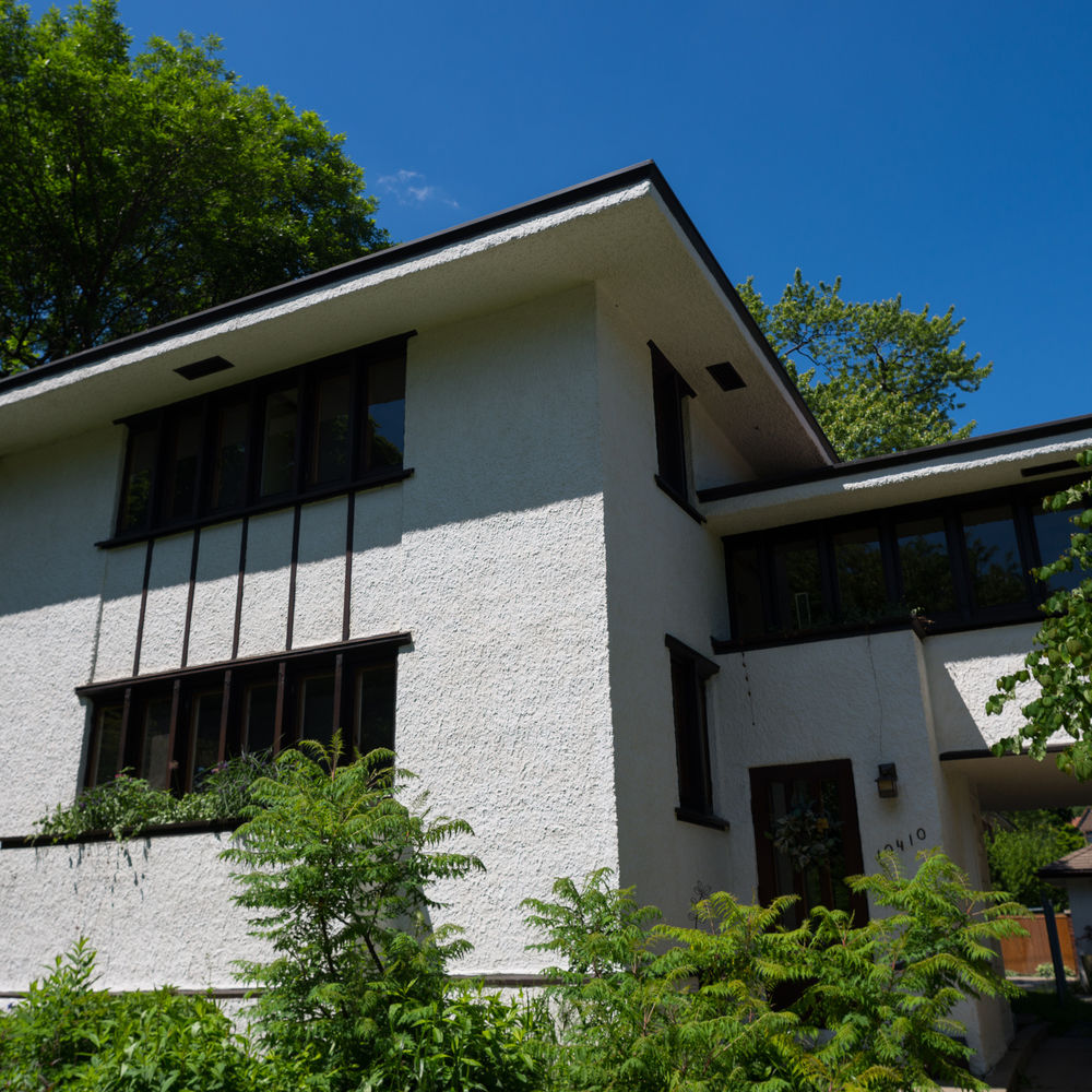 Frank Lloyd Wright's Guy C. Smith House