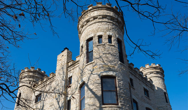 Robert C. Givens Castle/Beverly Unitarian Church
