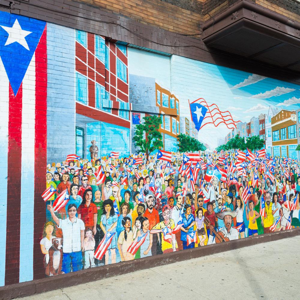 Humboldt Park Murals