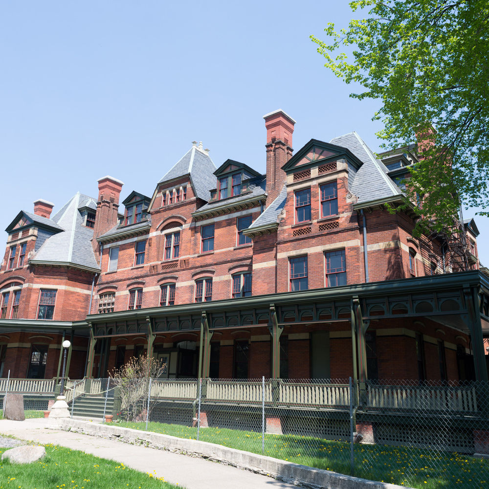 Pullman State Historic Site (Hotel Florence)