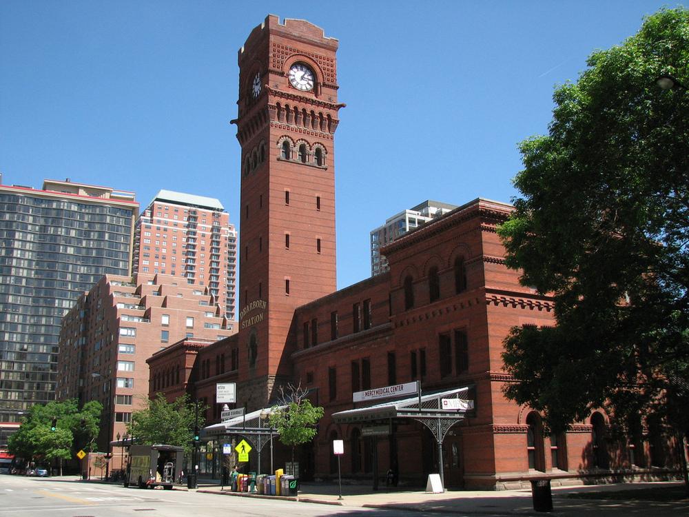 Dearborn Street Station