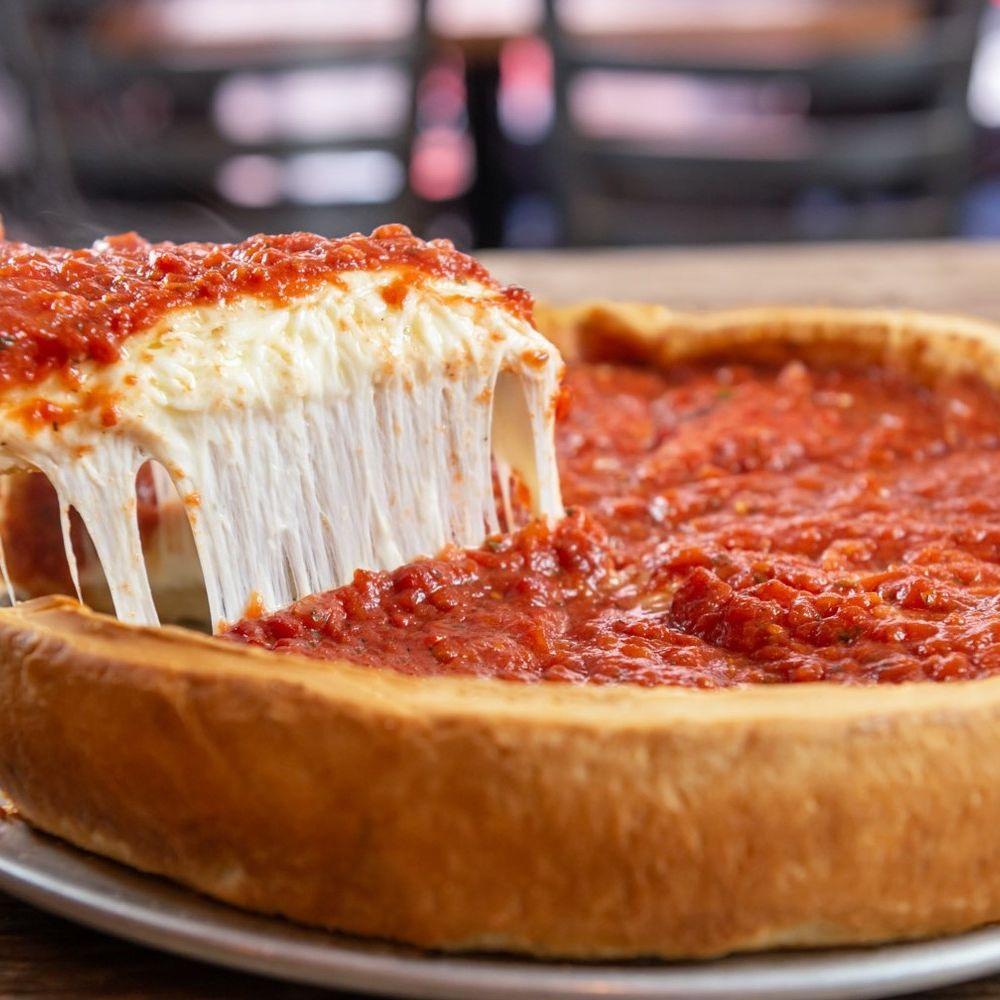 Giordano's Famous Stuffed Pizza