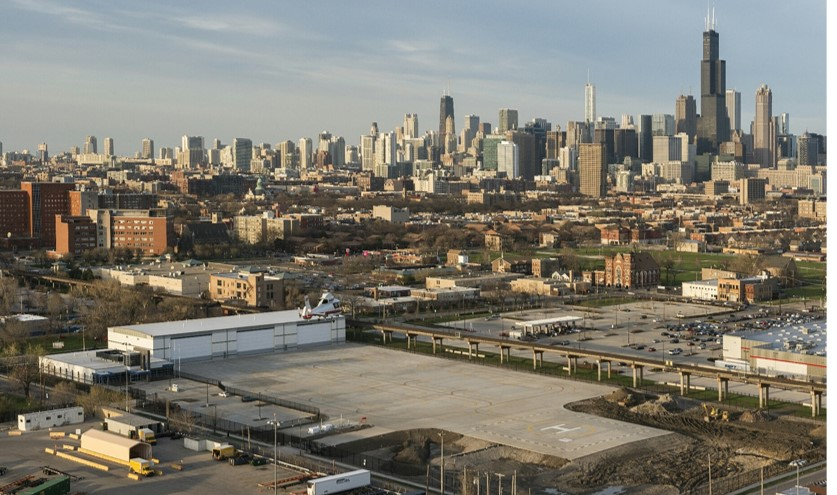 Vertiport Chicago