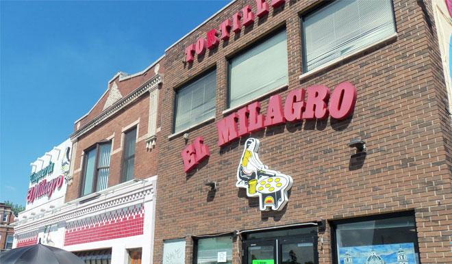 El Milagro Store & Taqueria