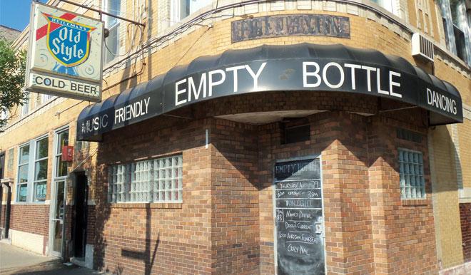 The Empty Bottle