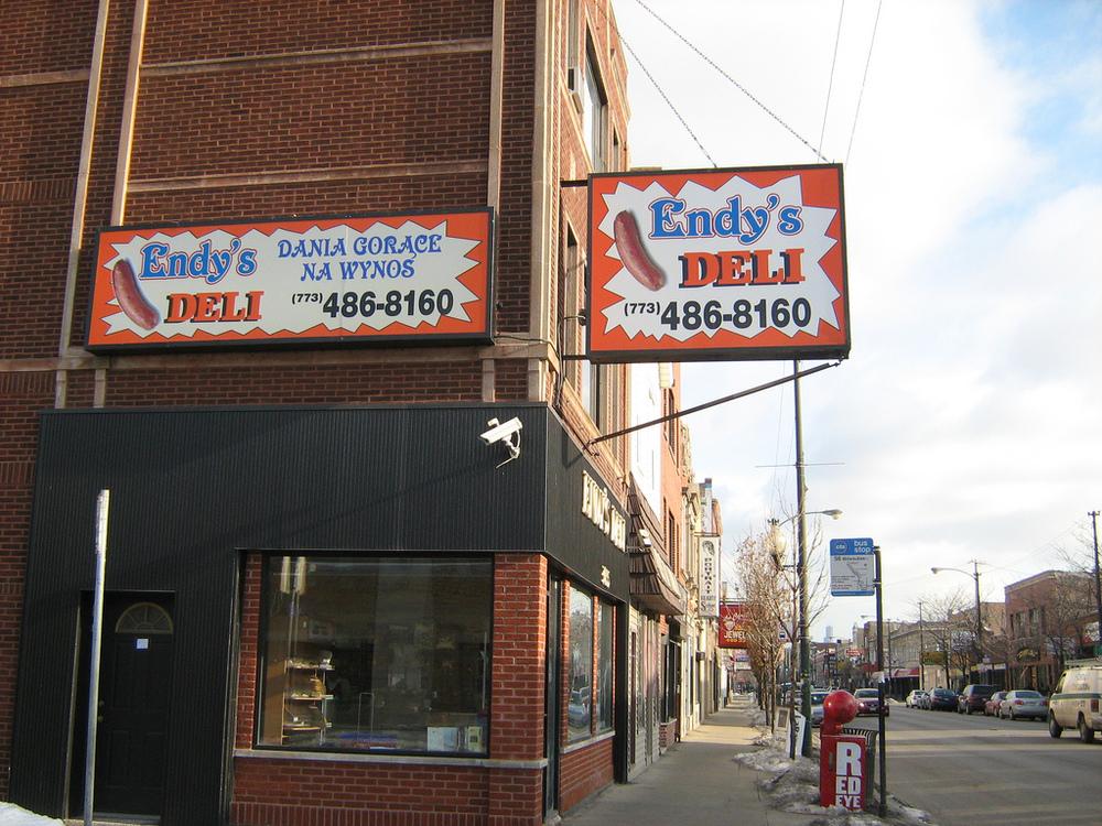 Endy's Deli