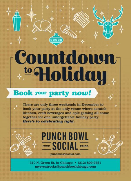 Punch Bowl Social Chicago