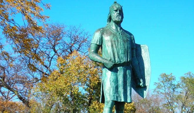 Leif Ericson Monument