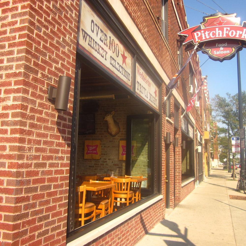 PitchFork Food & Saloon