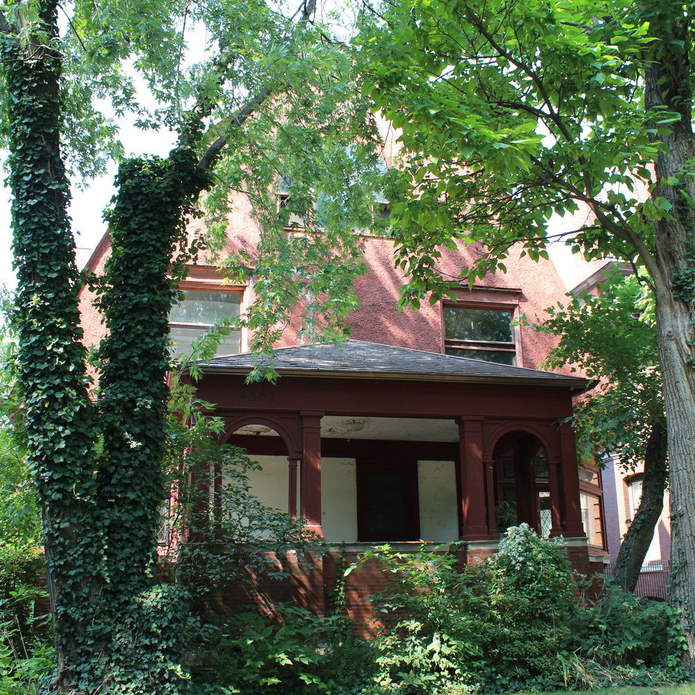 Warren McArthur House