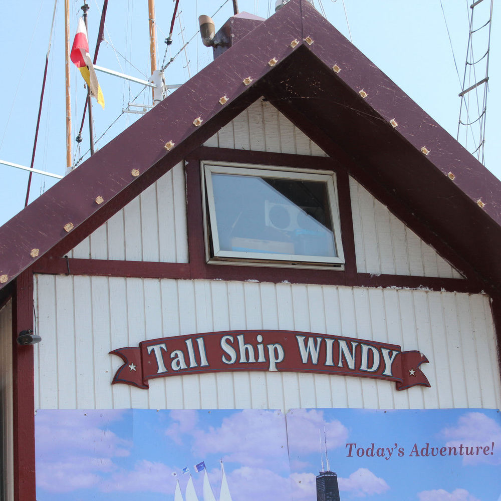 Tall Ship WINDY