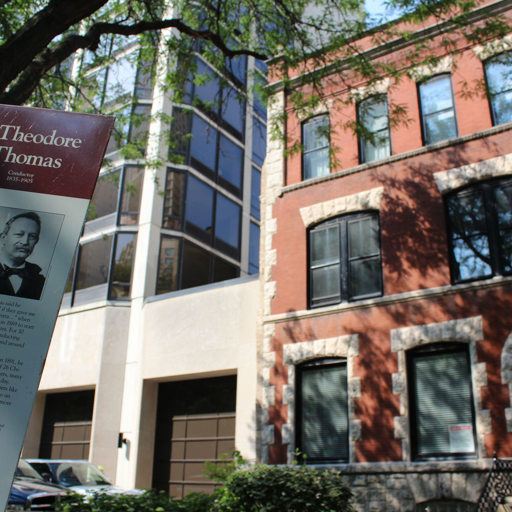 Former Residence of Theodore Thomas