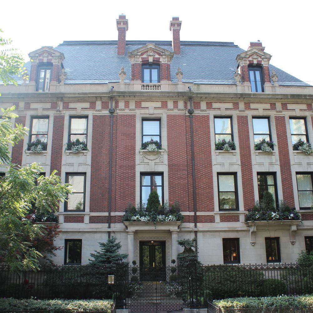 Former Playboy Mansion