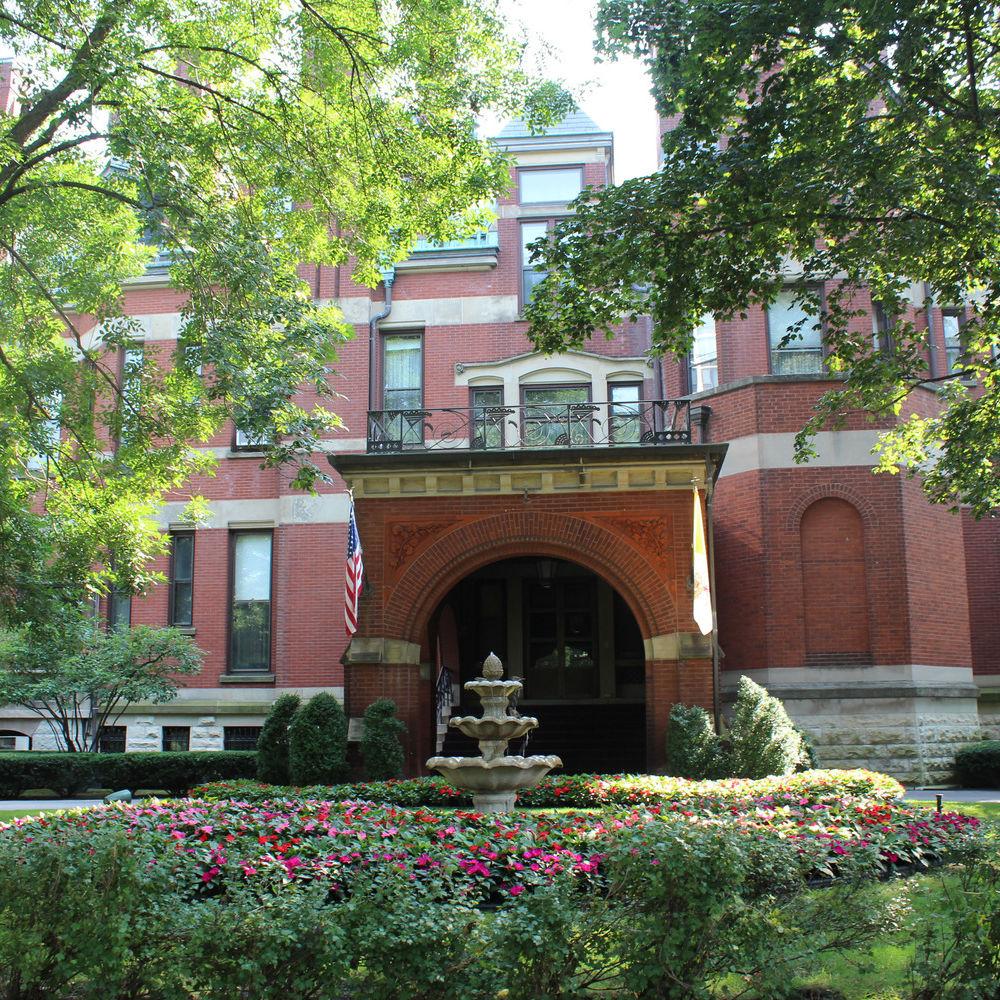Residence of the Roman Catholic Archbishop of Chicago