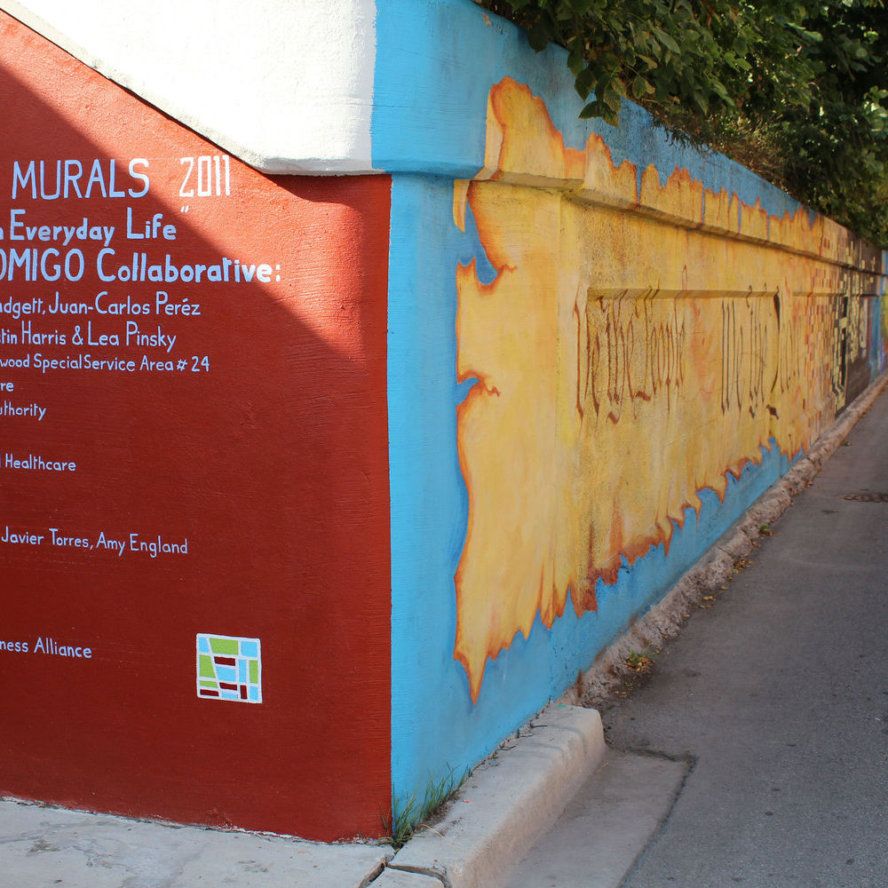 The Mile of Murals
