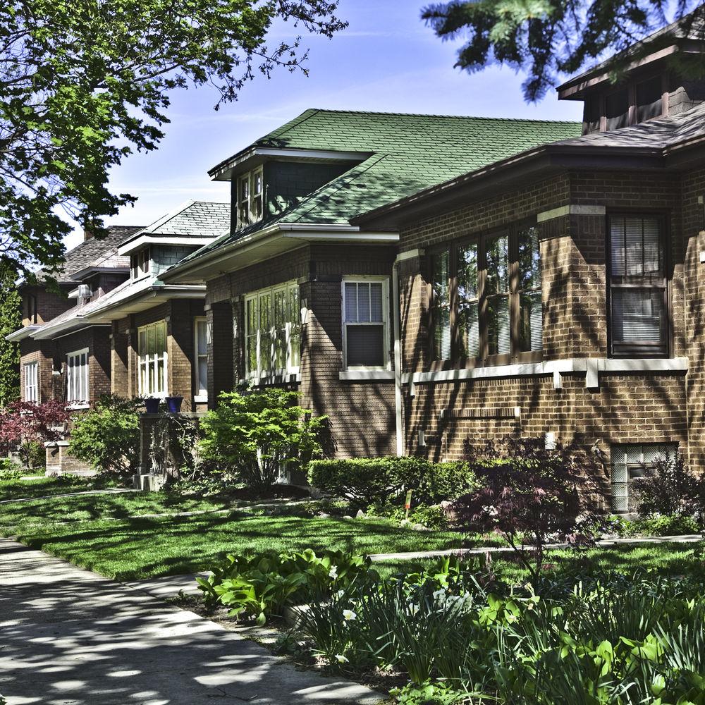 Talman West Ridge Bungalow Historic District