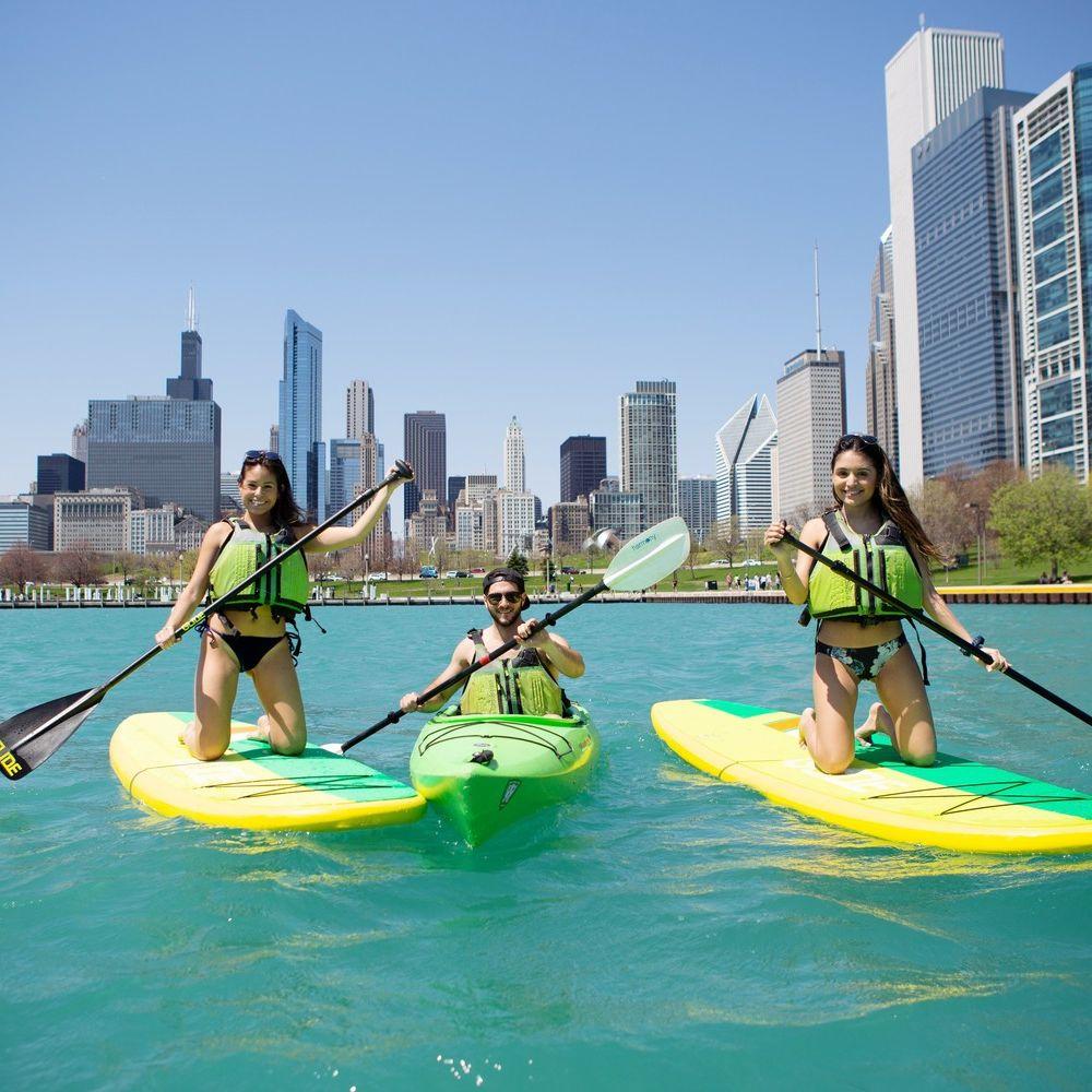 Urban Kayaks