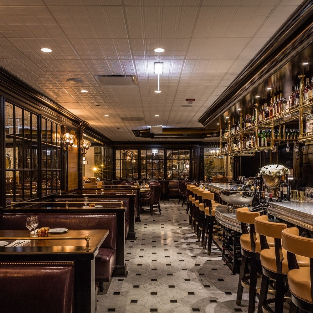 The Brasserie at Waldorf Astoria Chicago