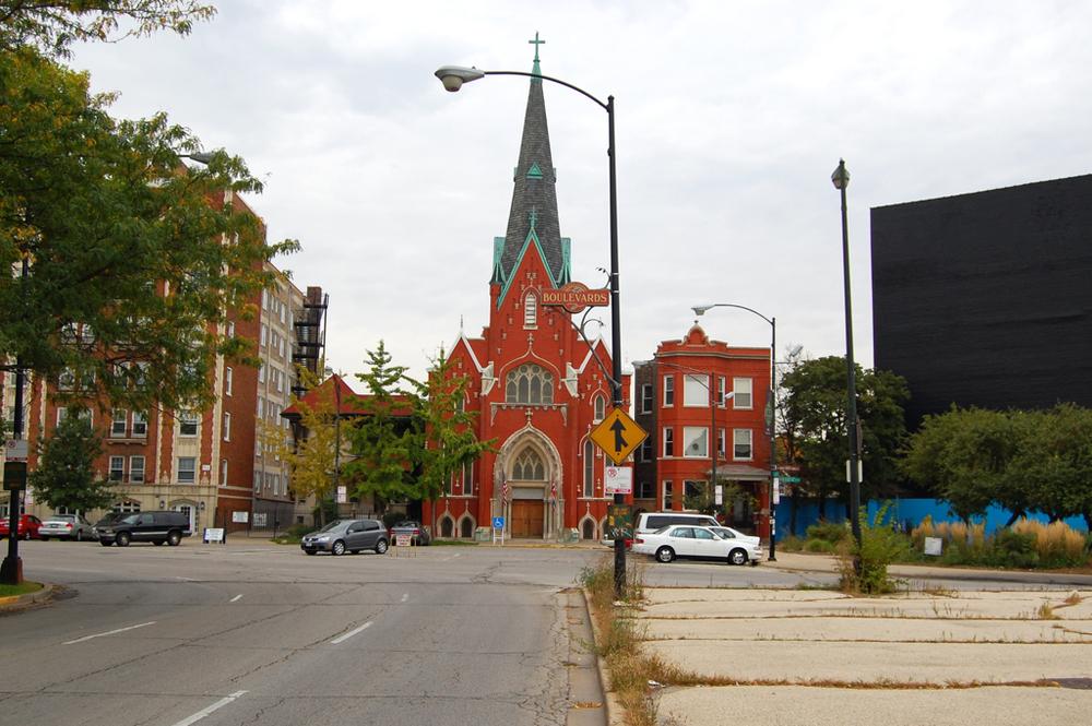 Norwegian Lutheran Memorial Church