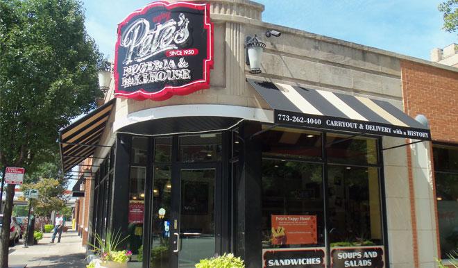 Pete's Pizzeria & Bakehouse