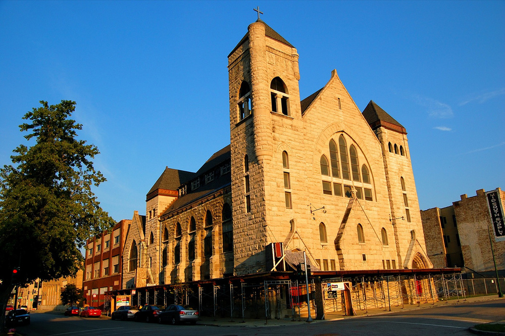 Quinn Chapel A.M.E. Church